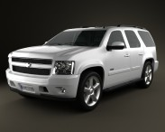 Chevrolet Tahoe (GMT900) 2010