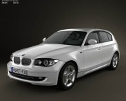 BMW 1 Series 5-door 2009