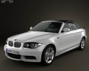 BMW 1 Series convertible 2009