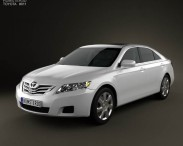 Toyota Camry 2010 with HQ Interior