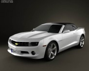 Chevrolet Camaro 2LT RS Convertible 2011