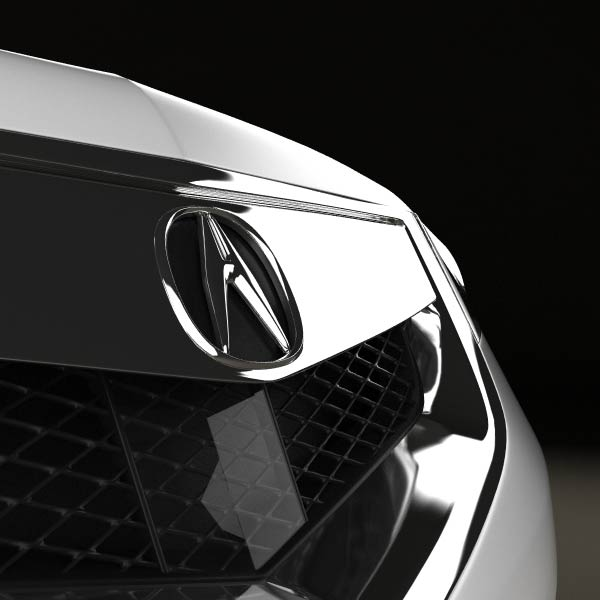 Acura MDX 2011 3D Model For Download In Various Formats