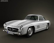 Mercedes-Benz 300 SL Gullwing 1954