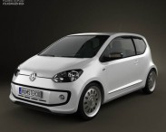 Volkswagen Up 2012