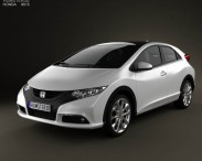 Honda Civic EU 2012