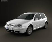 Volkswagen Golf IV 3-door 1997