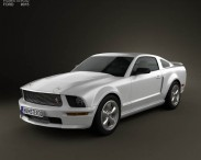 Ford Mustang Shelby GT-H 2006