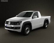 Volkswagen Amarok Single Cab 2010