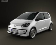 Volkswagen Up 5-door 2012
