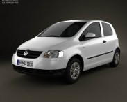 Volkswagen Fox (Lupo) 3-door 2005