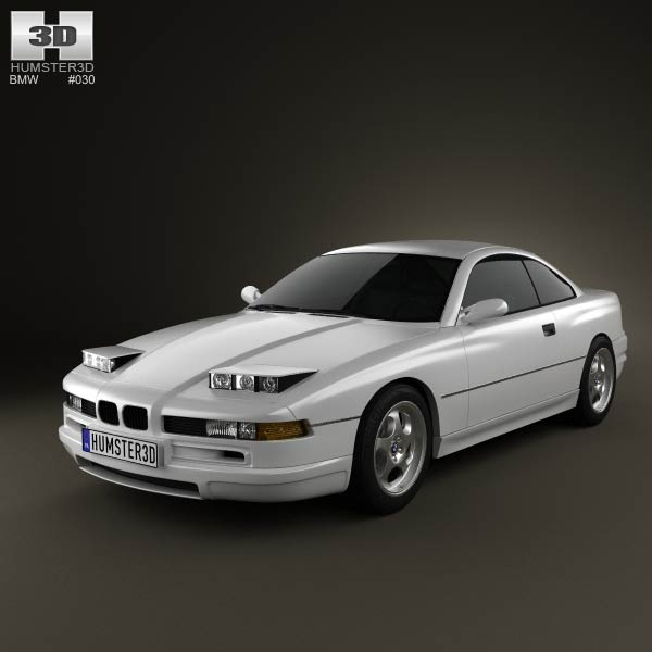 Bmw 8 Series E31 3d Model For Download In Various Formats