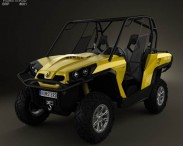 BRP Can-Am Commander XT 2012