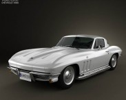 Chevrolet Corvette Sting Ray (C2) 1965