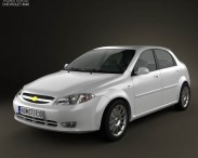 Chevrolet Lacetti Hatchback 2011