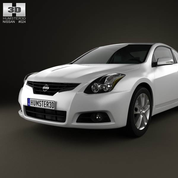 0 60 Times For 2012 Nissan Altima Coupe