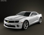 Chevrolet Camaro 2SS RS coupe 2011