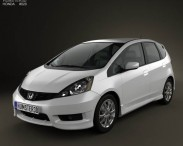 Honda Fit (Jazz) Sport 2012