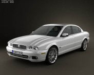 Jaguar X-Type saloon 2009