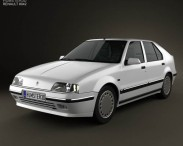 Renault 19 5-door hatchback 1988