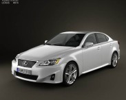 Lexus IS (XE20) 2012