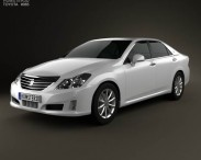 Toyota Crown Royal Saloon (S200) 2010