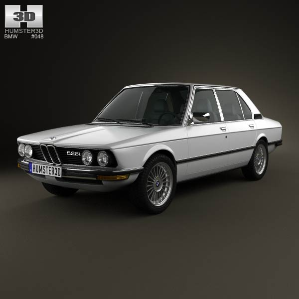 Bmw 6 Series F13 Coupe M Sport Package 2015 3d Model: BMW 5 Series Sedan (E12) 1978 3D Model For Download In