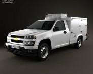 Chevrolet Colorado Hotshot II 2011