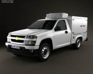 Chevrolet Colorado Hotshot I 2011