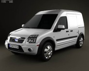 Ford Transit Connect LWB 2012