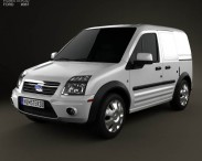 Ford Transit Connect SWB 2012
