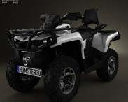 BRP Can-Am Outlander MAX XT 2013