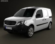 Mercedes-Benz Citan Mixto 2012