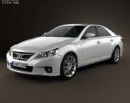 Toyota Mark X 2012