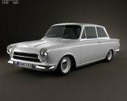 Ford Lotus Cortina Mk1 1963