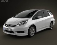 Honda Fit (Jazz) Shuttle 2012