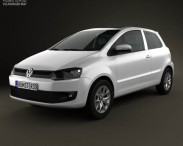 Volkswagen Fox 3-door 2012