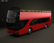 Ayats Bravo I City Double Decker Bus 2012