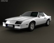 Chevrolet Camaro Z28 coupe 1982