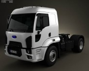 Ford Cargo Tractor Truck 2012