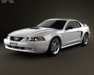 Ford Mustang GT coupe 1998