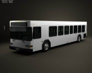 Gillig Low Floor Bus 2012