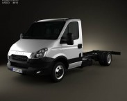 Iveco Daily Single Cab Chassis 2012