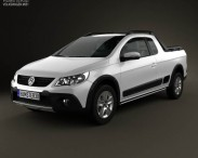Volkswagen Saveiro Cross 2012
