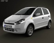 Chery A1 (J1) with HQ interior 2012