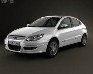 Chery A3 (J3) Hatchback 5-door with HQ interior 2008