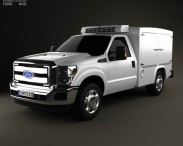 Ford Super Duty 8 Series 2011