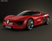 Renault DeZir with HQ interior 2012