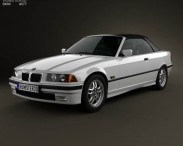 BMW 3 Series (E36) convertible 1994