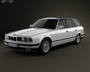 BMW 5 Series touring (E34) 1993