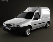 Ford Courier Van UK 1999